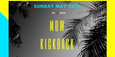 Westcoast Kickback - Memorial Weekend (Day Party)