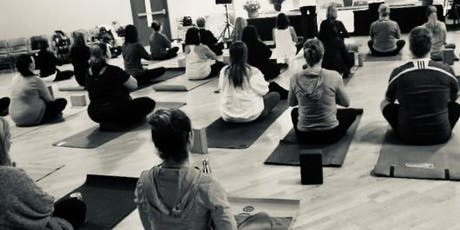 COMPLIMENTARY CLASSES | London Yoga Festival Sept 21, 2019 tickets
