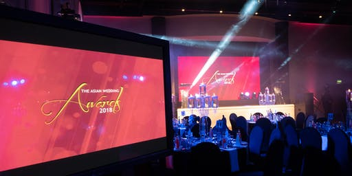 The Asian Wedding Awards Night & Gala Dinner 2019