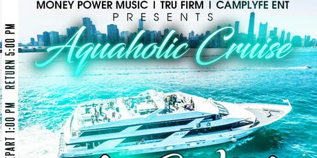 Aquaholic Cruise (All White Yacht Day Party) tickets