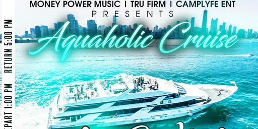 Aquaholic Cruise (All White Yacht Day Party)
