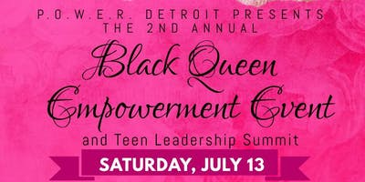 2nd Annual Black Queen Empowerment Event