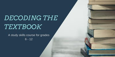Decoding the Textbook