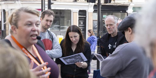 Walk the Road to Ruin: a London walking tour
