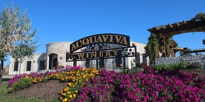 It's Teal Time - an OCSA Evening at Acquaviva Winery