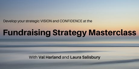 Fundraising Strategy Masterclass tickets