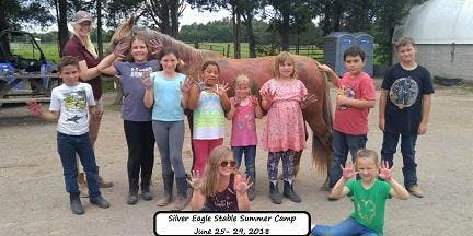 Summer Horseback Riding Camp - Intermediate