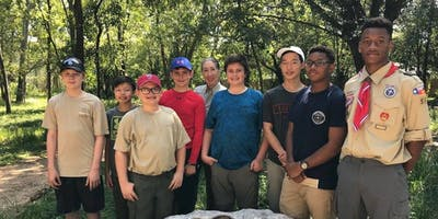 Don Greene Nature Park Workday