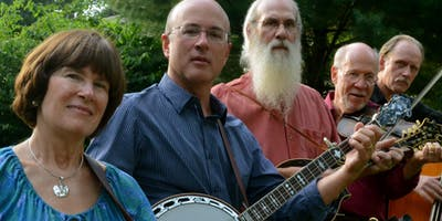 "Acoustic Artist Series: Grass Routes ~ ""Buffalo Nickel, Liberty Dime"" - A CD Release Concert"