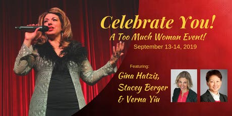Celebrate You! A Too Much Woman Event tickets
