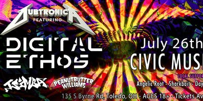 DubtronicA: Featuring - Digital Ethos