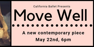 Move Well: Presented by CA Ballet