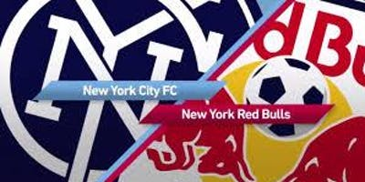 Hudson River Derby!!!!   NYCFC vs Redbull