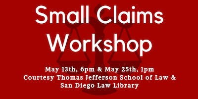 Small Claims Workshop