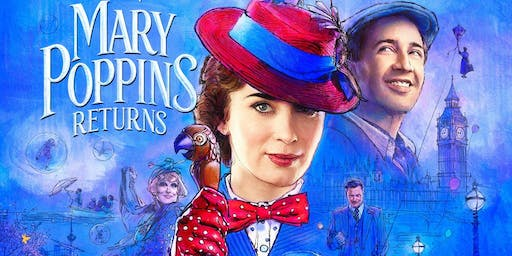 AfterLight Outdoor Cinema, Mold - Mary Poppins Returns (U)
