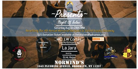 Night Of Salsa tickets