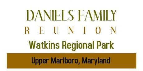Daniels Family Reunion 2019 tickets
