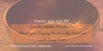 12:30 PM Guided Chakra Meditation - Himalayan Bowls with Tracy Hart