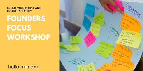 Founders Focus Workshop tickets