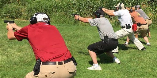 MAG-20/Live Fire 2-day Handgun - Aug. 3-4, 2019 - Centerton, AR