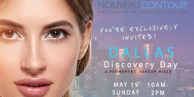 Nouveau Contour: Permanent Makeup Mixer Dallas