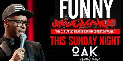 Funny Unleashed @ Oak Atlanta