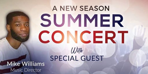 New Season Summer Concert