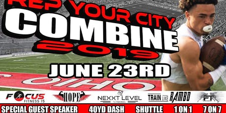 Rep Your City Combine  tickets
