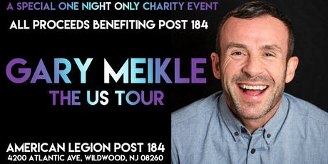 Gary Meikle: The US Tour tickets
