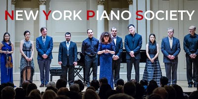 New York Piano Society presents From Bach to Brubeck