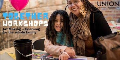 Together Workshop: Pottery Wheel w/ Sarah Schneiderwind (3 Part)