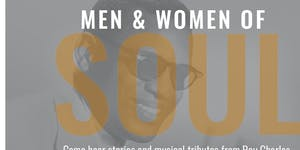 Men & Women of Soul  Aug 9th, 2019