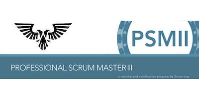 Professional Scrum Master II (PSM II) - Columbus