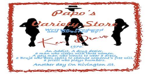 """Papo's Variety Store"" The Salsapera"