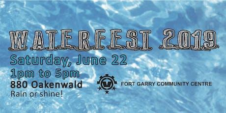 Waterfest 2019! tickets