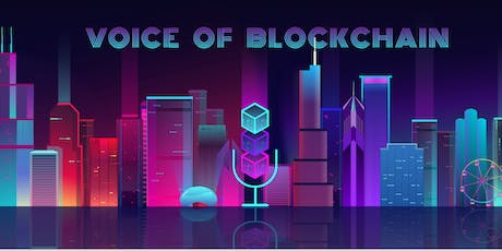 Voice of Blockchain tickets