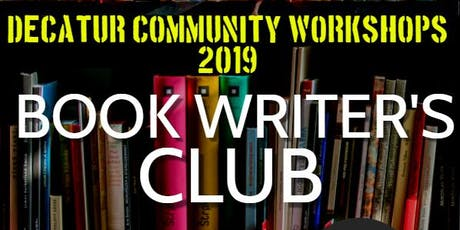 Book Writer's Club tickets