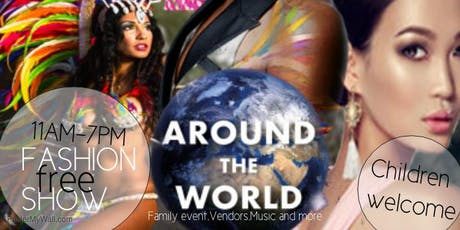 Around The World Fashion Show tickets