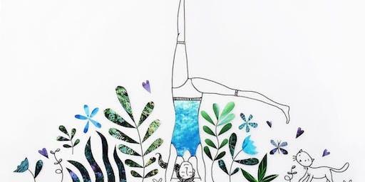 Yoga for emotional wellbeing