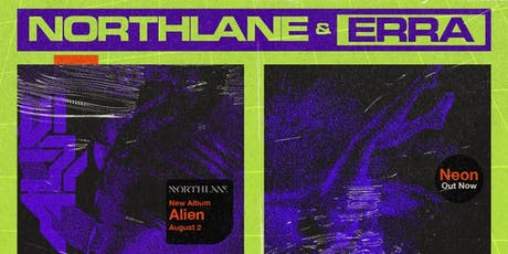 NORTHLANE / ERRA in PORTLAND tickets