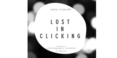 lost in clicking - a photographic marathon
