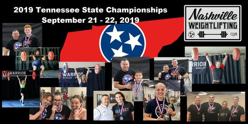 Tennessee State Championships Weightlifting Competition