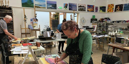 5-day Drawing & Painting Week, 8-12 July, 10-4pm