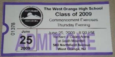 Copy of West Orange High School 2009 Class Reunion