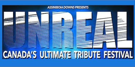 UNREAL Canada's Ultimate Tribute Band Festival