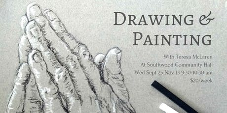 Drawing and Painting with Teresa McLaren tickets