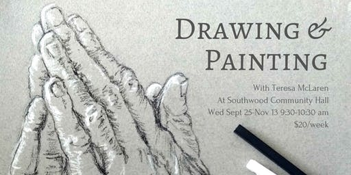 Drawing and Painting with Teresa McLaren
