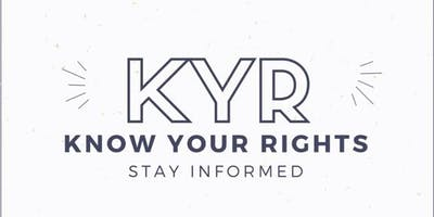 Know Your Rights Training: For Advocates and Agencies- Kansas