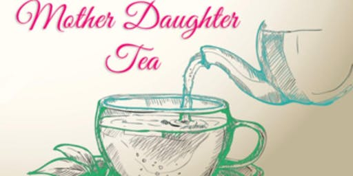 "Mothers and Daughters Tea  ""I Pour My Love On You"""