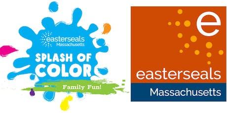 Splash of Color 2019 - Family Fun Run (or Walk/Roll!) tickets